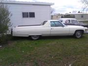 Cadillac Coupe Deville 114500 miles